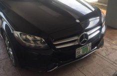 Mercedes-benz C300 2016 Black for sale