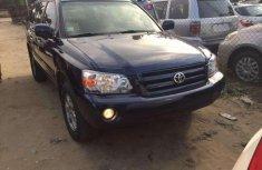 2004 Toyota Highlander for sale in Lagos