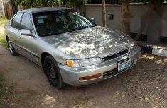 Neatly Used Honda Accord 1996 Silver