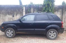 Clean Hyundai Tucson 2006 Black For Sale