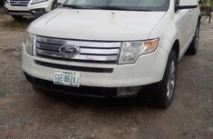 Used Ford Edge 2009 White for sale