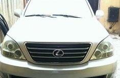 Lexus GX 2007 Beige for sale
