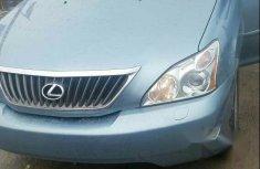 Clean Used Lexus Rx350 2008 Blue