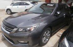 Fantastic Honda Accord 2014 Gray