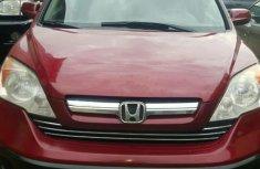 Honda CR-V 2007 Red for sale