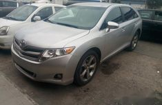 Tokunbo Toyota Venza 2013 Silver for sale