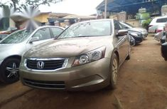 Honda Accord 2010 Gold for sale