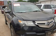 Clean Acura MDX 2008 Black for sale