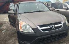Honda CR-V 2003 Brown for sale