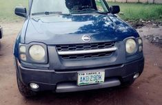 Nissan Xterra 2002 Blue for sale