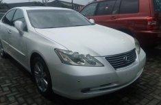 Lexus ES 2007 Petrol Automatic White for sale