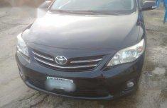 Used Toyota Corolla 2013 Black
