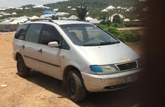 Clean Nigerian Used Seat Alhambra 1998 Silver