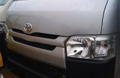 Toyota Hiace 2012 Silver for sale
