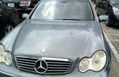Mercedes-Benz C240 2006 Gray for sale