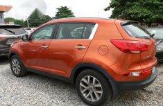 Kia Sportage 2015 Orange for sale