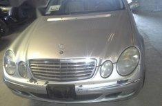 Mercedes Benz E-350 2006 Silver for sale
