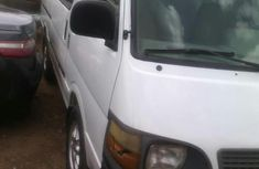 Used Clean Toyota HiAce 2000