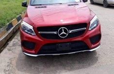 Mercedes-Benz GLE 2016 Automatic Petrol ₦45,000,000