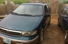 Clean Used Nissan Quest 1998 Green