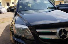Mercedes Benz GLK 350 2013 Black For Sale