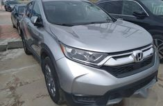 Honda CR-V 2017 Silver for sale