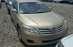 Toyota Camry 2011 Golden colour for sale