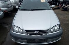 Good used 2002 Toyota Avensis for sale