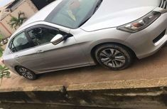 Almost brand new Honda Accord Petrol 2014
