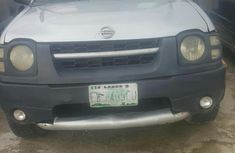 Nissan Xterra 2002 Silver for sale