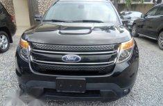 Ford Explorer Limited 2014 Black