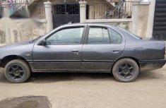 Registered Nissan Primera 1993 Gray