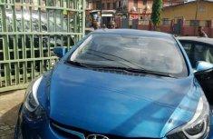 Hyundai Elantra GLS 2015 Blue