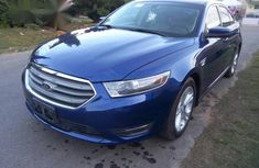 Ford Taurus 2013 Blue For Sale
