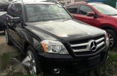 Tokunbo Mercedes Benz GLK 2010 Black For Sale