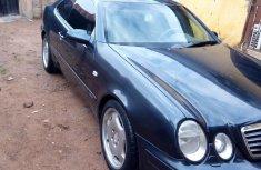 Mercedes-Benz C320 2004 Blue