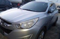 Hyundai Ix35 2014 Silver for sale