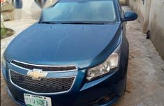 Chevrolet Cruze 2012 Blue for sale