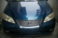 Lexus E350 2007 Blue for sale