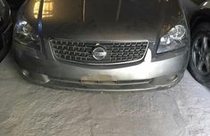 Nissan Altima 2004 Gray for sale
