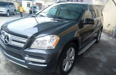 Mercedes-Benz GL450 2010 Gray for sale