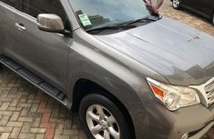 Very Clean Lexus GX 460 2011 Gray For Sale!
