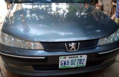 Clean Peugeot 406 2002 for sale