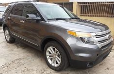 Almost brand new Ford Explorer Petrol 2013