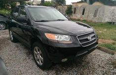 Hyunday Santa Fe 2006 Black for sale