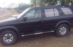 Nigerian Used Nissan Pathfinder 2000 Black
