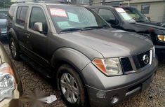 Nissan Pathfinder 2005 Gray For Sale