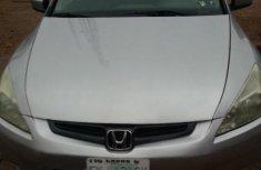 Honda Accord 2005 Gray