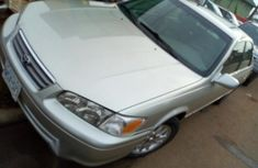 Used Toyota Camry 2.2 2002 Silver