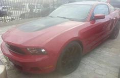 Almost brand new Ford Mustang Petrol 2009